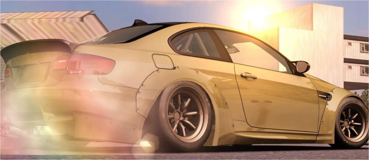Drift bmw m3
